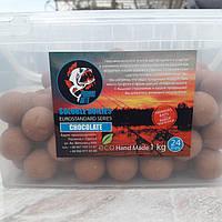 "Растворимый бойл ""Шоколад"" 24 мм 1 кг"