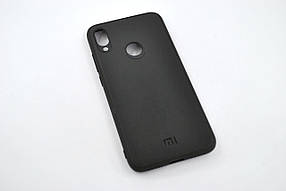 Чохол для телефону Xiaomi Redmi Note 7 Silicone Series Stone Black