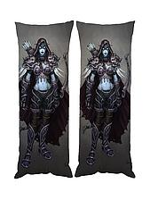 Дакимакура Forsaken World of Warcraft, Forsaken 40*100 см