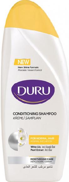 Шампунь-кондиционер Duru для нормальных волос (400мл.)