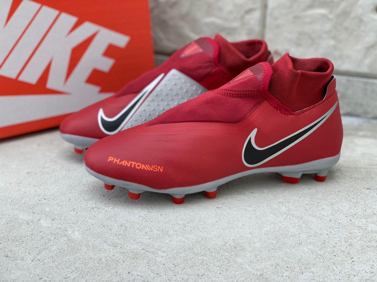da20a4bf Бутсы Nike Phantom VSN FG / футбольная обувь /найк фантом: продажа ...