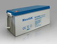 Аккумулятор гелевый MastAK MA12-200DG ( 12v 200Ah )
