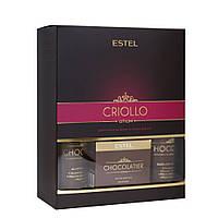 Набор ( шампунь, бальзам, маска для рук) CHOCOLATIER CRIOLLO