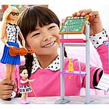 Барби Учительница музыки Barbie Careers Music Teacher Doll & Student Doll Playset, фото 2
