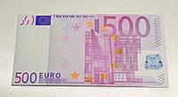 Магнит сувенир на холодильник 500 Евро