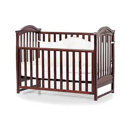 Детская кроватка Верес Соня ЛД3 орех (03.1.1.1.03)