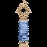 Бобіни (шпулі) для муліне дерев'яні ТМ Чарівна країна (6шт) FLC-078(S), фото 2
