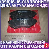 ⭐⭐⭐⭐⭐ Колодки тормозные дисковые (F) DAEWOO LANOS 1.6 16V (пр-во SPEEDMATE, Korea) SM-BPG006