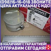 ⭐⭐⭐⭐⭐ Поршень РЕНО 80,00 1,6i K4M 1-2 цилиндра (производство  Mopart)  102-75930 02
