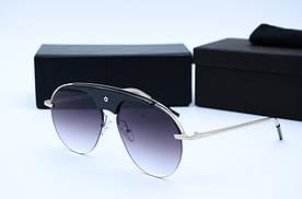 Женские солнцезащитные очки Маска 018 серые