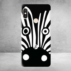 Чехол на Xiaomi Redmi Note 5 Zebra