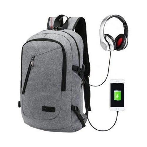 Мужской рюкзак с USB выходом Cityman