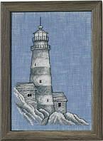 "Набор для вышивания крестом ТМ Permin ""Маяк (Lighthouse)"" 92-8168"