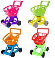 Дитячий візок з кошиком Супермаркет