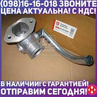 ⭐⭐⭐⭐⭐ Патрубок радиатора МАЗ дюралевый (Дорожная Карта)  6422-1303240
