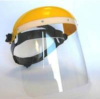 Щитки защитные лицевые тип НБТ-1 с наголовным креплением  «Комфорт»