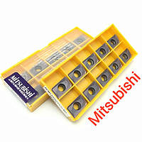 APMT1604 PDER-M2 VP15TF Mitsubishi пластина твердосплавная сменная фрезерная