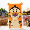 Чехол-бампер силиконовый Xiaomi mi4 m4 Тигр
