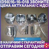 ⭐⭐⭐⭐⭐ Поршень цилиндра DAEWOO-SENS,ТАВРИЯ двигатель 1400 см3 (с пальцем и кольцом стопорным)(Р2) D=78,0 мм (4 шт.)  317.1004015-Р2