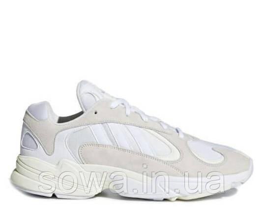 "✔️ Кроссовки Adidas YUNG-1 ""Cloud White""  , фото 2"