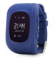 Детские смарт часы Q50, синий, фото 1