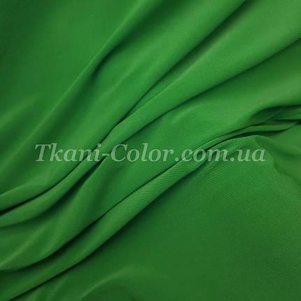 Масло трикотаж зелений трава, фото 2