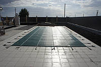 Накрытие на бетонный бассейн