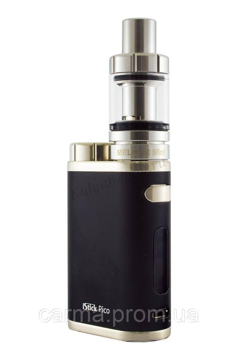 Электронная сигарета вейп iStick Pico 75W, черный ВЕЙП