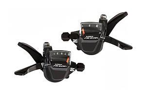 Манеткипереключения скоростей Shimano Acera SL-M3000, комплект, (3х9 скоростей)