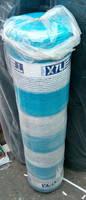 ИТАЛИЯ, затеняющая сетка Солеадо, 90%, цвет бело-голубая, 2х50 м.п.