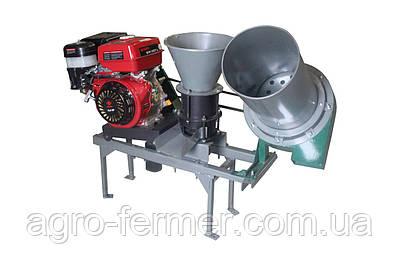 """Гранулятор корми, пиллет """"Ярило"""" з приводом від двигуна (без двигуна)"""