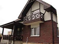 Изготовление ограждения для террасы и балкона