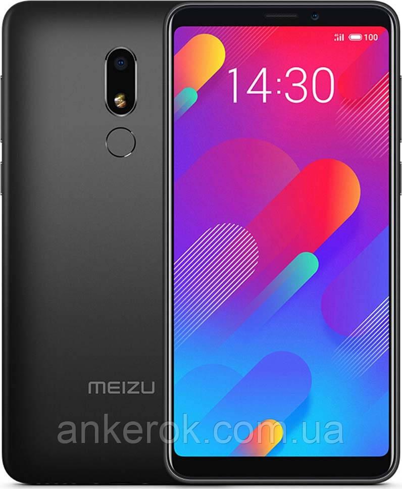 Смартфон Meizu M8 Lite 3/32GB Black