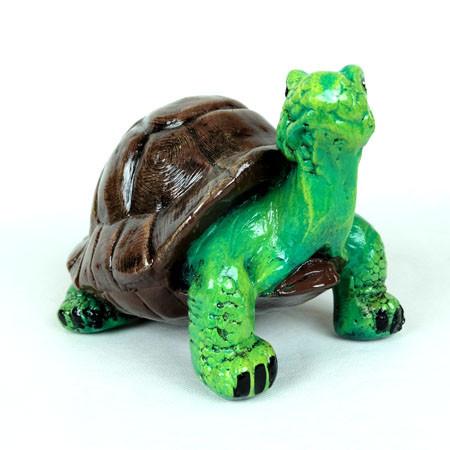Черепаха - садовой декор