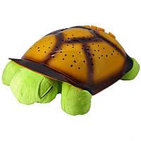 Проектор звездного неба Turtle Черепаха музыкальная
