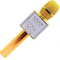 Караоке микрофон KTV Q9 Золотой
