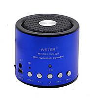 Портативная Bluetooth колонка WSTER WS Q9BT