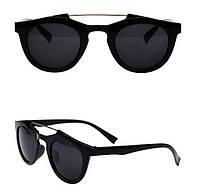 Жіночі сонцезахисні окуляри в стилі ретро Goggle, фото 1
