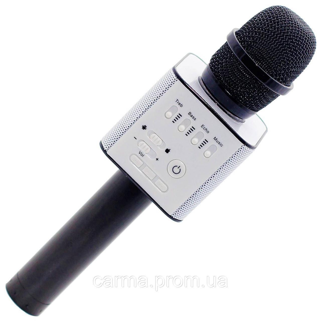 Караоке микрофон KTV Q9 Черный
