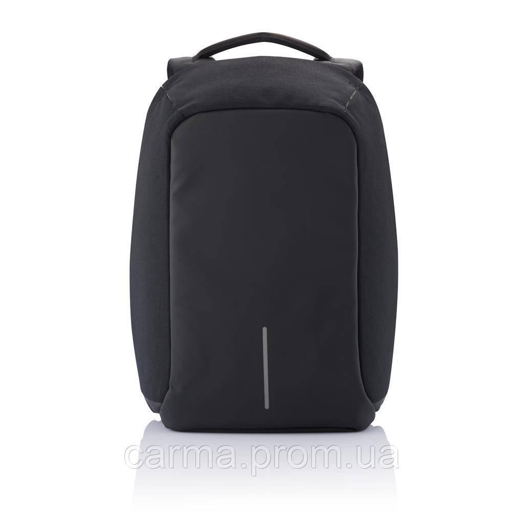 82297db0fc09 ... Рюкзак антивор Bobby с защитой от карманников с USB портом Черный, фото  4