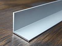 Уголок алюминий, анод 20х20х1,5, фото 1