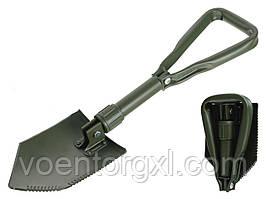 Саперная (трехсекционная)  лопата стран NATO. Оригинал.