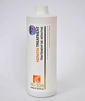 Средство для кератинового выпрямления волос Keratin treatment Pro-Techs 1000 мл