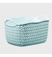 Корзина для хранения Tuffex Knit 7,5 л TP-4203-3 Мятный