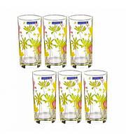 Набор высоких стаканов Luminarc Crazy Flowers N0753