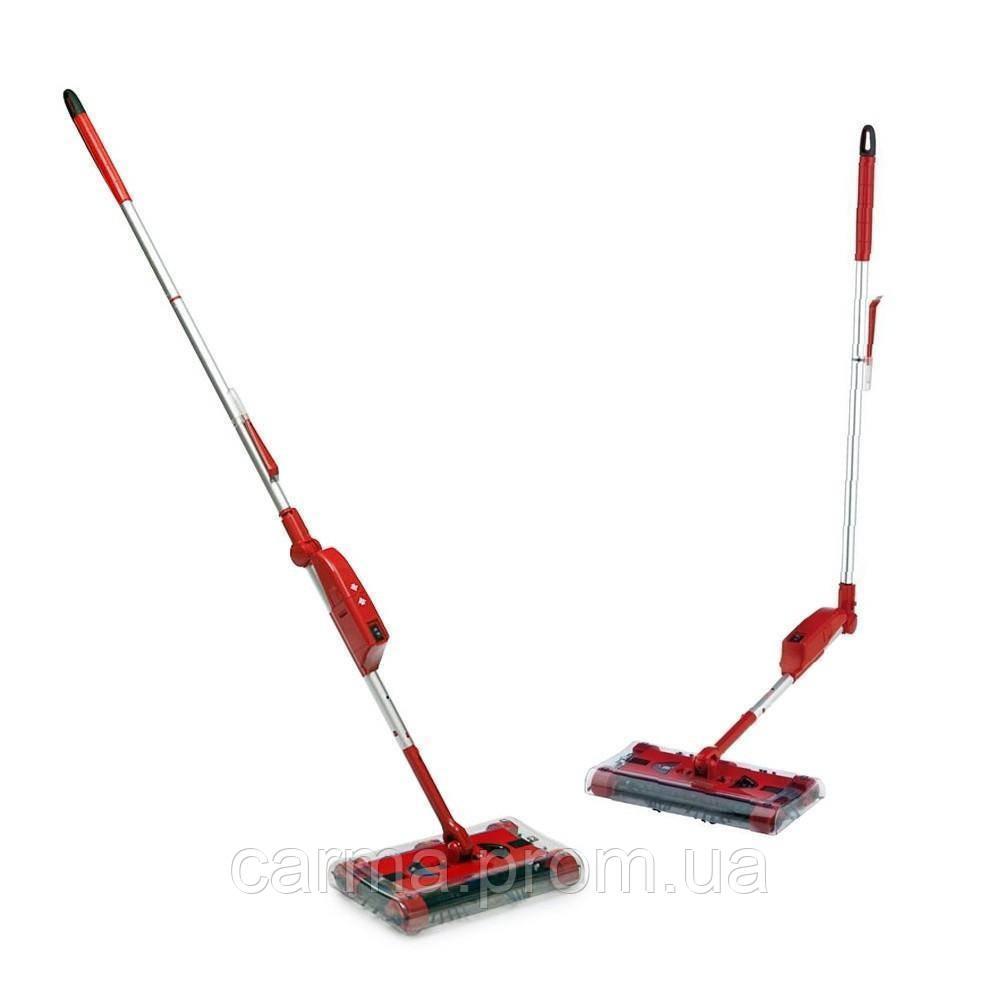 Электровеник веник-швабра турбо щётка для уборки пола Swivel Sweeper G6