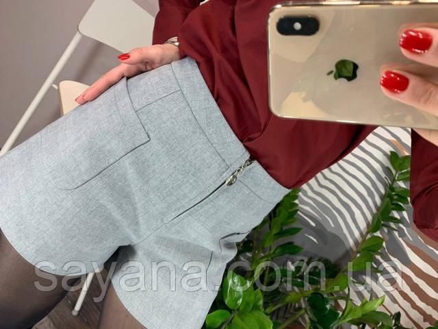 женские модные шорты