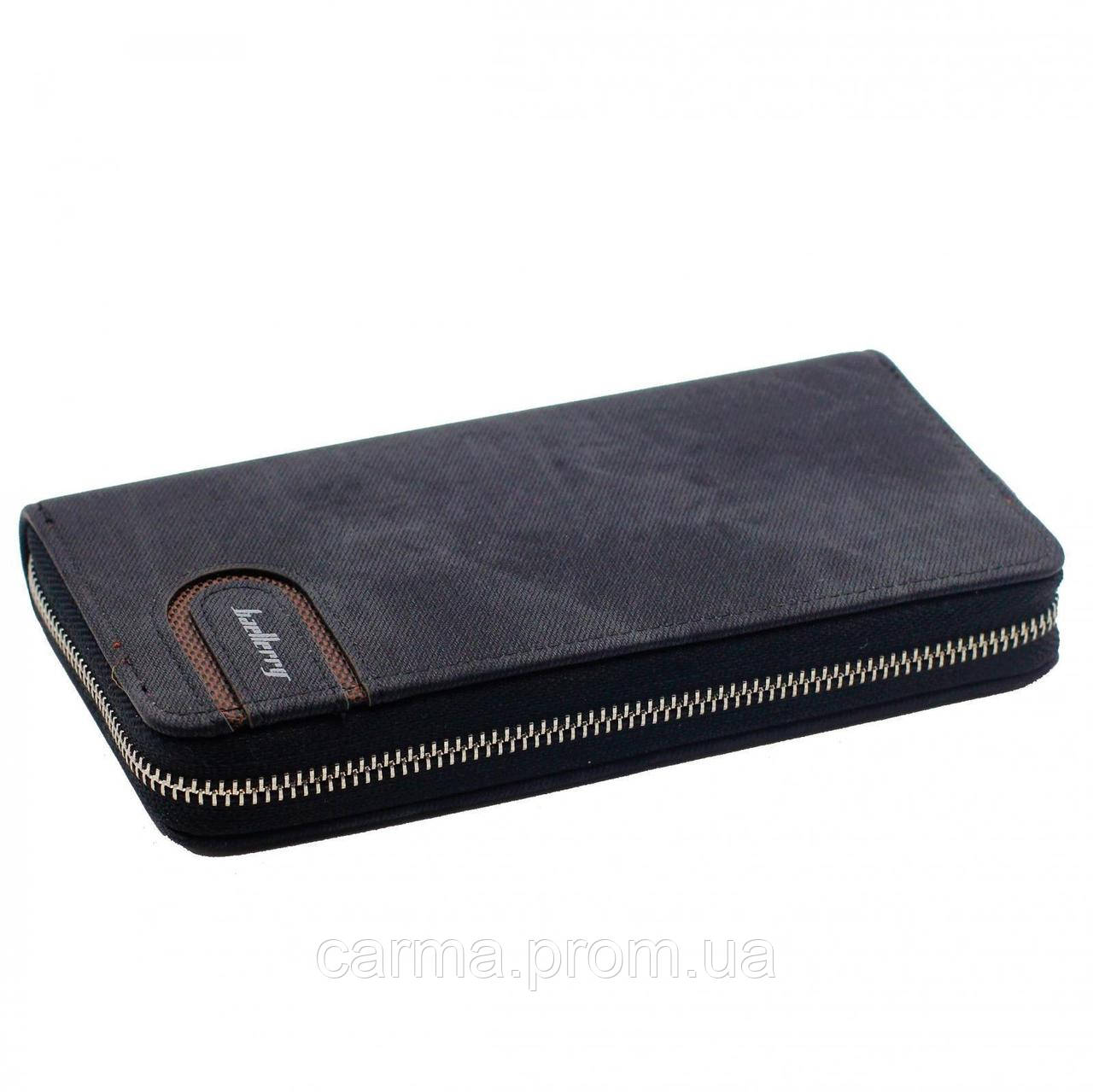 Мужское портмоне Baellerry Denim S1514 Black