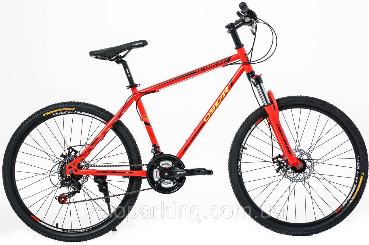 Горный велосипед Oskar Extro Steel 26 (2019) DD new
