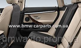 Набор для салона BMW: защита спинки сидения и подкладка под детское автокресло
